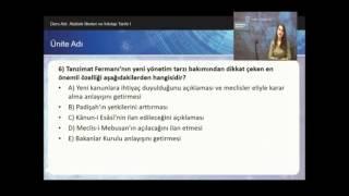 Ataturk İlkeleri Ve İnkilap Tarihi (Soru Çözümü)