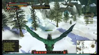 Dragon prophete's Capture legendaire randolph