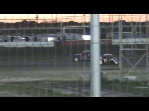West Texas Legends At Champion Motor Speedway Odessa Texas 2008