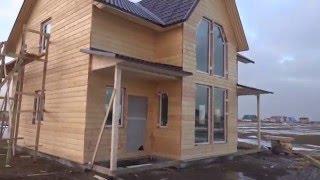 Крыльцо на сваях строительство каркасного дома (косяки на стройке часть 3)