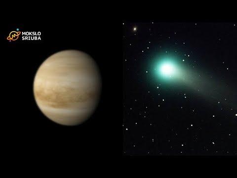 visiškas-kosmosas:-potvyniai-veneroje-ir-tarpžvaigždinės-kometos