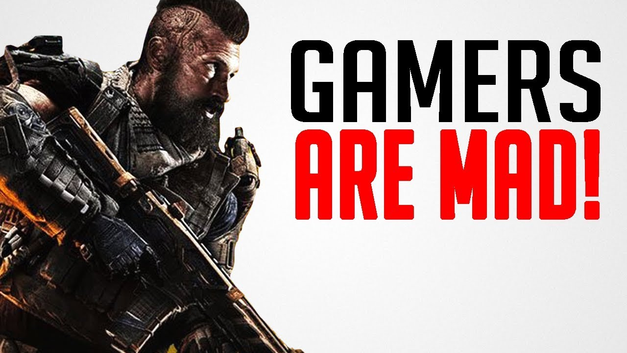 Gamers Are Mad At Black Ops 4... AGAIN!