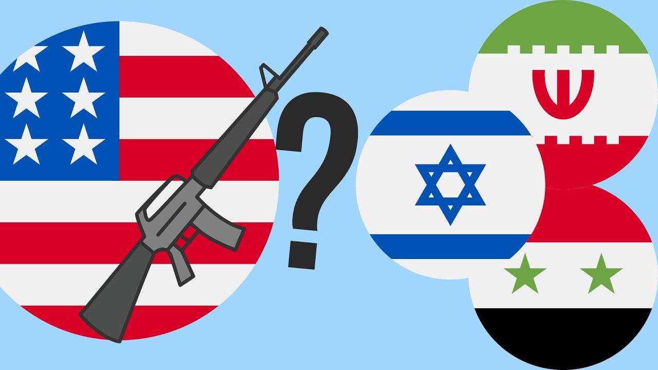 Роль США в войнах на Ближнем Востоке