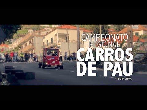 Campeonato Regional Carros de Pau - Ribeira Brava 2019