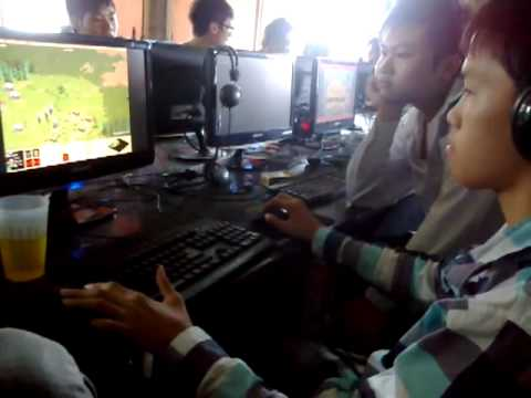 thao tac tay cua chimsedinang [Gametv]
