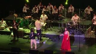 Radha- student of the year by Shreya Ghoshal live with Symphony, Detroit 2017