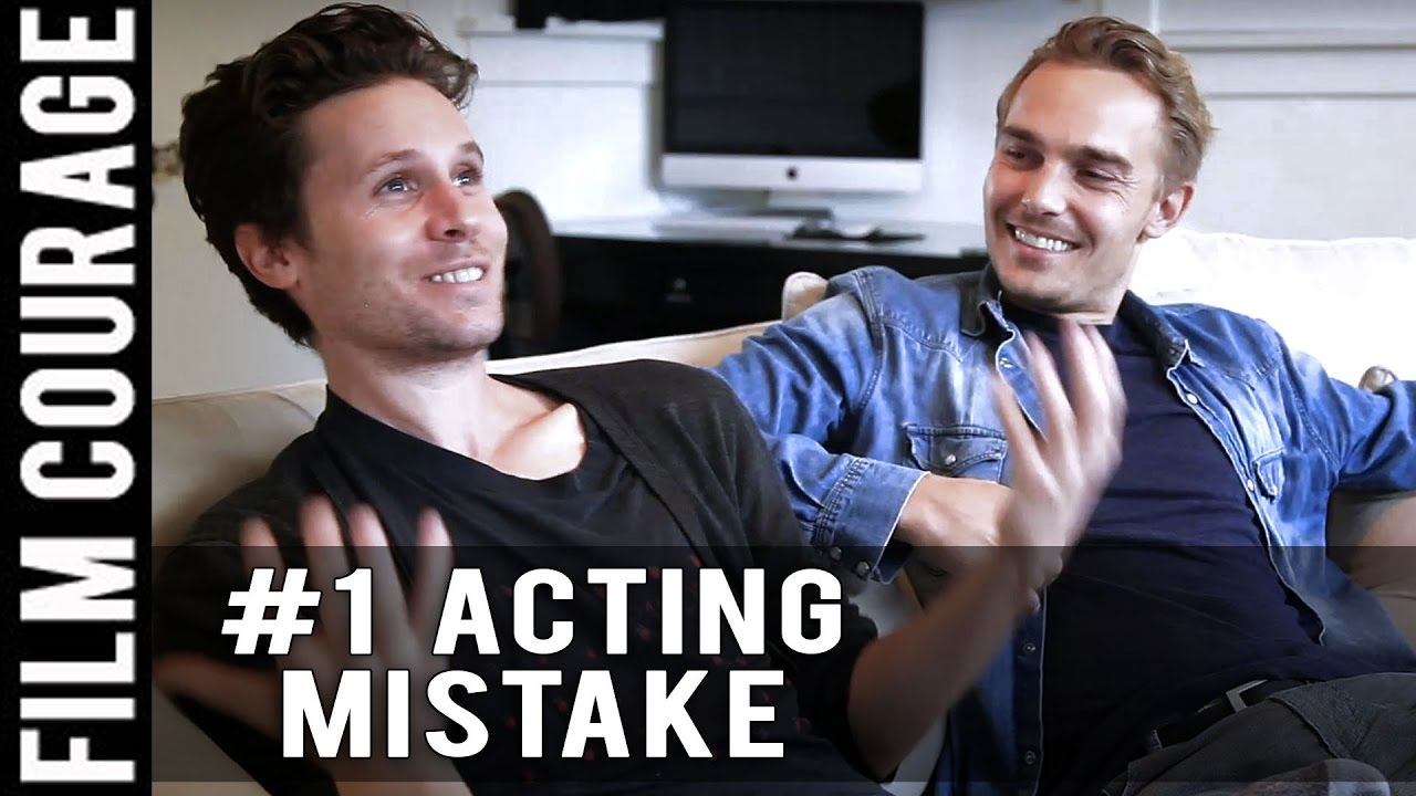 The 1 Mistake Actors Make In Audition Room By Kris Lemche Joey Kern