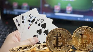 Bitcoin Poker LIVE / Chilling since the market is slow