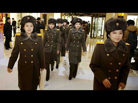 An all-female band selected by Kim Jong-un: The Moranbong Band