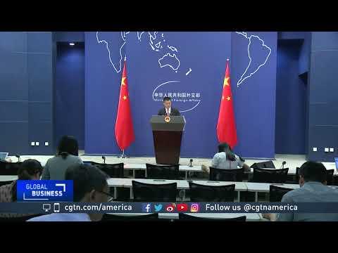 "Washington seeks ""alternative remedies"" against ZTE as US-China trade talks begin"