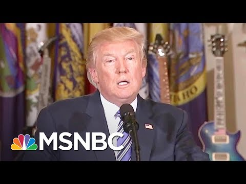 Donald Trump Boasts About Bills, But Facts Tell Different Story | Morning Joe | MSNBC