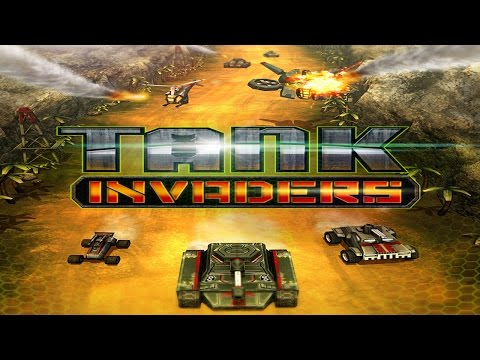 Official Tank Invaders - War Against Terror (iOS / Android) Launch Trailer