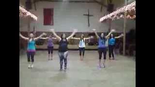 Love and Party - Joey Montana ft. Juan Magan [Zumba(R) Super Team Video]