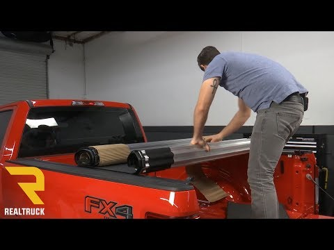 How to Install BAK Revolver X4 Tonneau Cover on a 2017 Ford F-250 Superduty