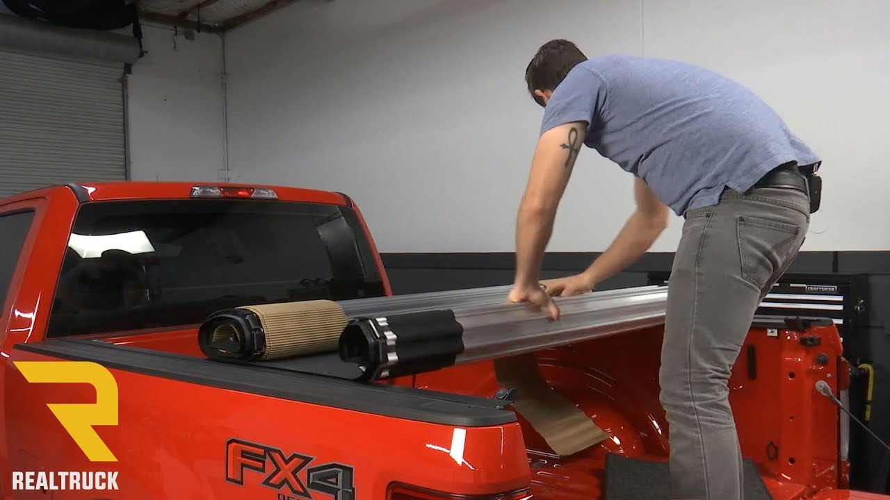 How To Install Bak Revolver X4 Tonneau Cover On A 2017 Ford F 250