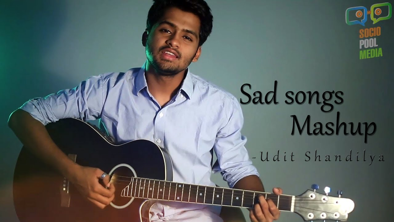 Break Up Songs Mashup | Udit Shandilya | Bollywood Cover Songs