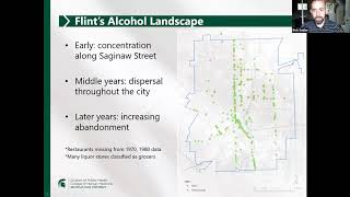 Characterizing Housing, Alcohol, and Racial Disparities (CHARD) Grant in Flint, Michigan