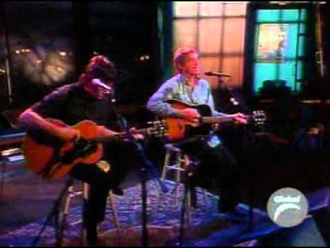 Gem Archer (Oasis) and Paul Weller - Going Places - Late Late Show, 13.10.2003