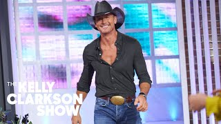 Tim McGraw reveals that he hit a low point in his life after suffer...