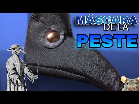 Tutorial | MÁSCARA de Doctor de la Peste - Plague Doctor Mask