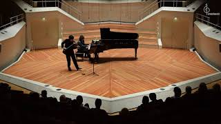 Oneclassic Young Artist Concert 원클래식 영아티스트 콘서트 R.Schumann Violinsonate Nr 1 in a Moll, op 105