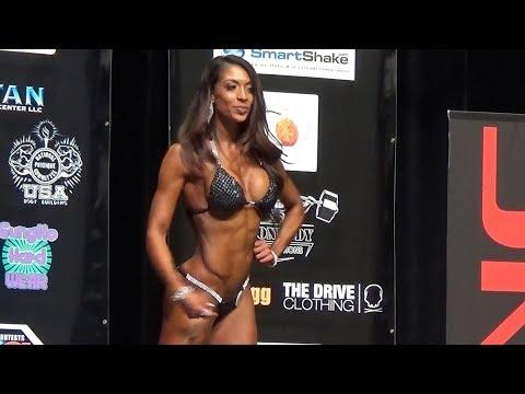 ⭐️NPC Bikini Ashley Zamora in 1st Callout