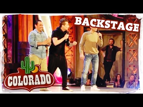 Colorado 2015 - Pintus e il Karaoke | Backstage