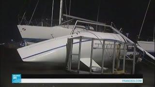 190 ألف منزل بلا كهرباء في فرنسا بعد العاصفة