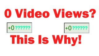 Why Are There Days w/ 0 Video Views? (SocialBlade Tutorials)