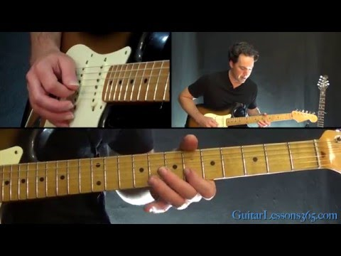 Bohemian Rhapsody Guitar Lesson - Queen - Chords/Riffs