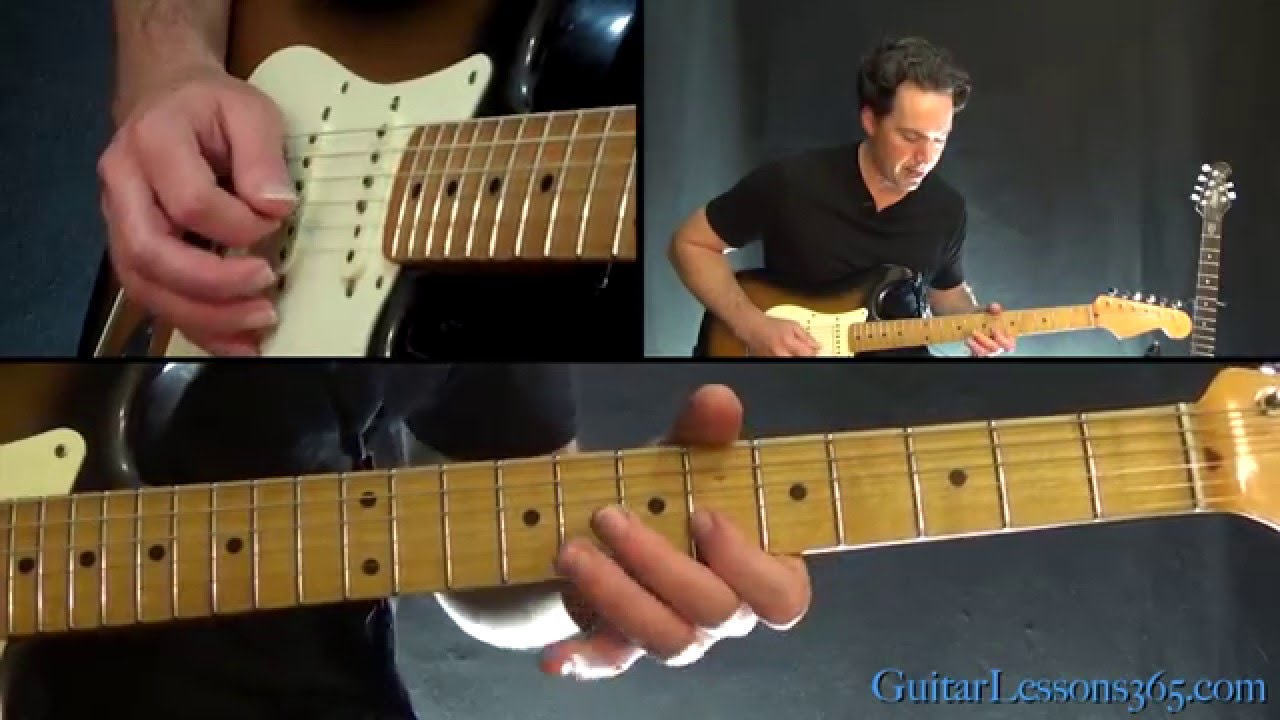 Bohemian Rhapsody Guitar Lesson Queen Chordsriffs Youtube