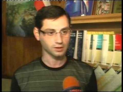 Vizit to Latvia on TV RIONI News