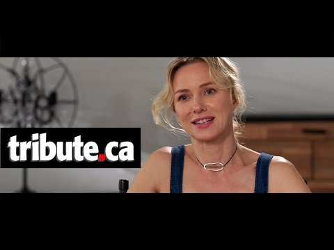 Naomi Watts - The Glass Castle Interview