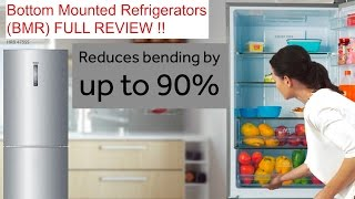 Haier Refrigerator HRB 475SS|(BMR)|DEMO & Review|Best Fridge of 2016