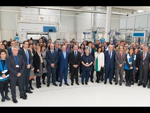 ITP Aero-ren Planta Berriaren Inaugurazioa // Inauguración De La Nueva Planta De ITP Aero