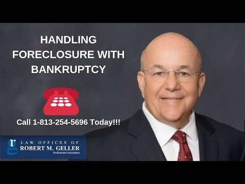handling-foreclosure-with-bankruptcy:-tampa-bankruptcy-attorney
