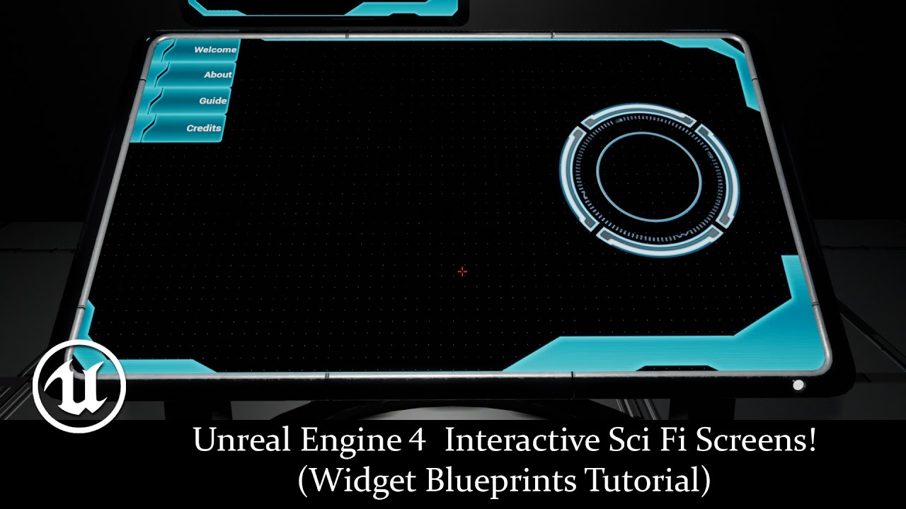 Unreal engine 4 interactive sci fi screens widget blueprints unreal engine 4 interactive sci fi screens widget blueprints tutorial malvernweather Images
