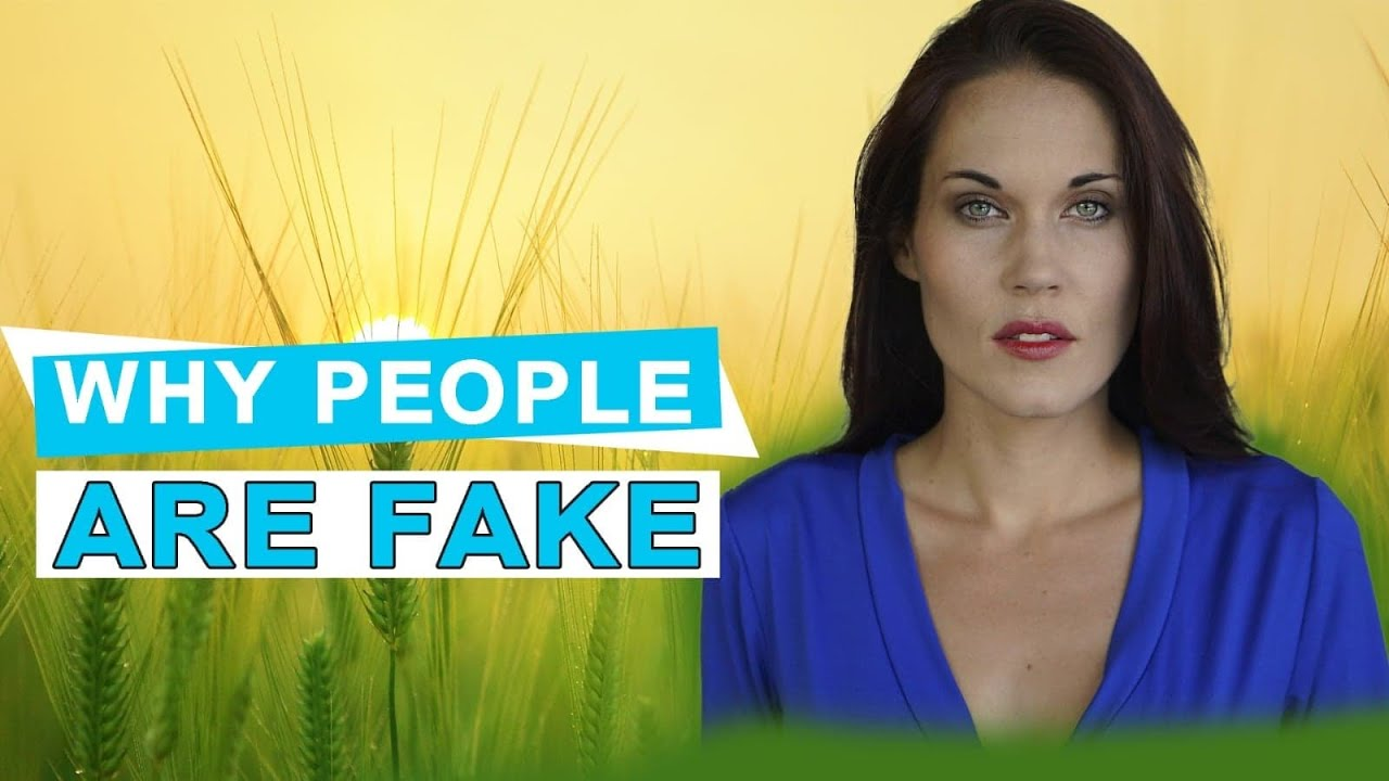 Why Your Personality is Fake (Distortion)
