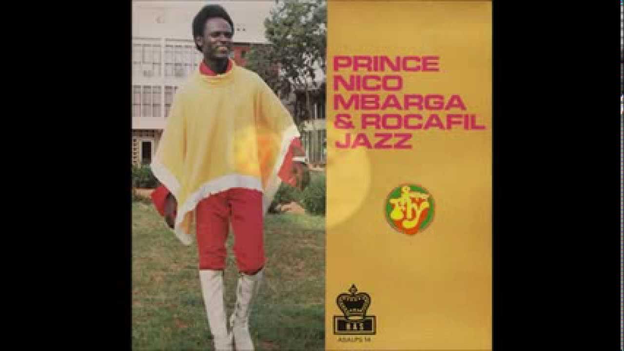 prince nico mbarga na my choice