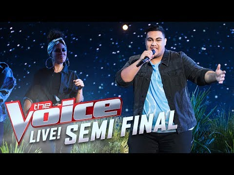 Hoseah Partsch - 'Is This Love' | The Voice Australia 2017