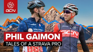 From Pro Cyclist To Pro Strava Hunter | Riding Los Angeles With Phil Gaimon