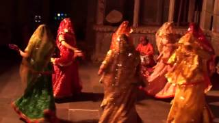 Download Hindi Video Songs - Rajasthan Culture : Ghoomer Dance - Folk Dances of Rajasthan (Collection)