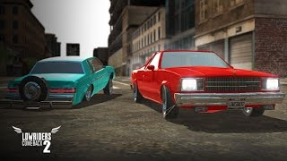 Lowriders Comeback 2: Cruising Android GamePlay (By MontanaGames)