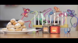 Cottage cheese doughnuts for Chanukah