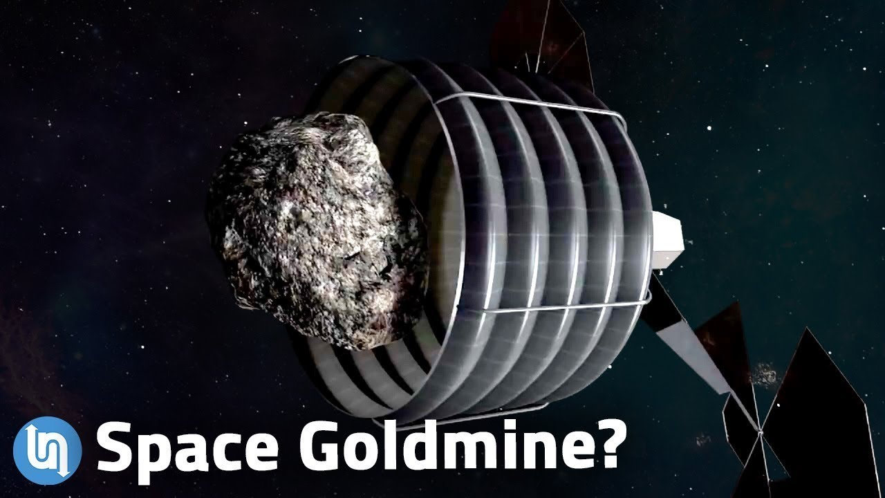 Does Space Mining Solve Our Resource Problem?
