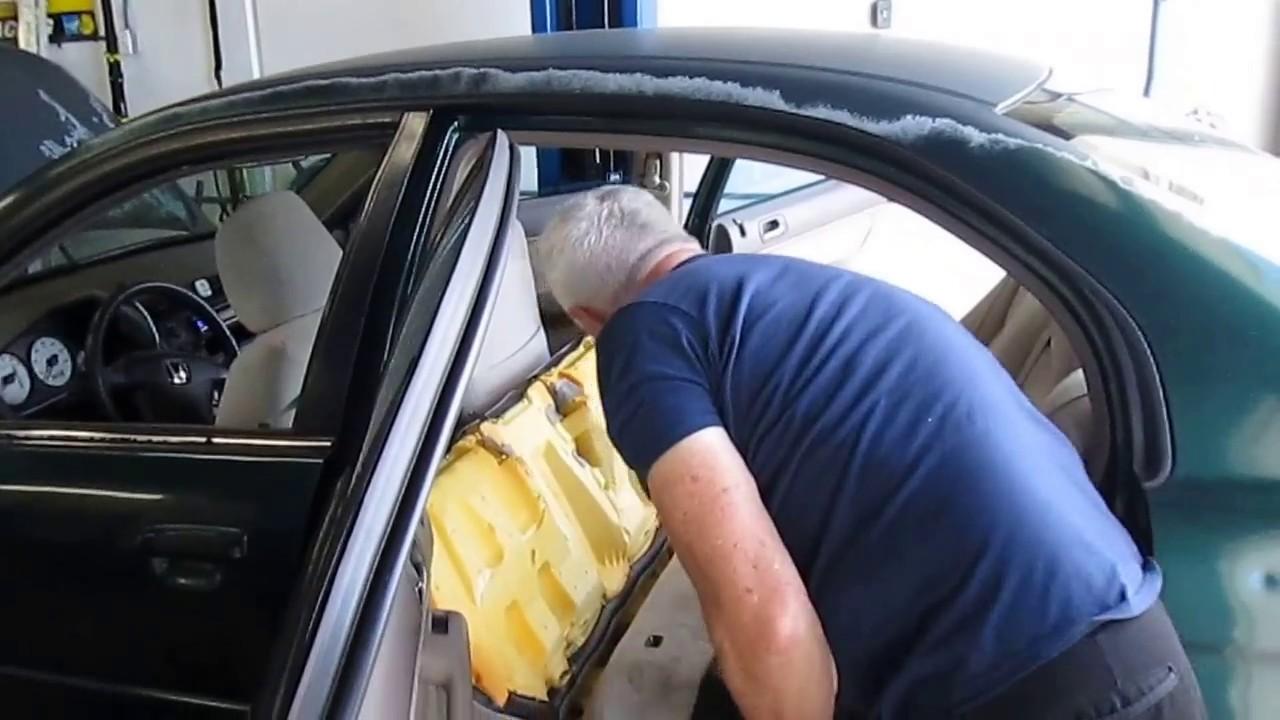 Car Smells Like Gasoline When Parked