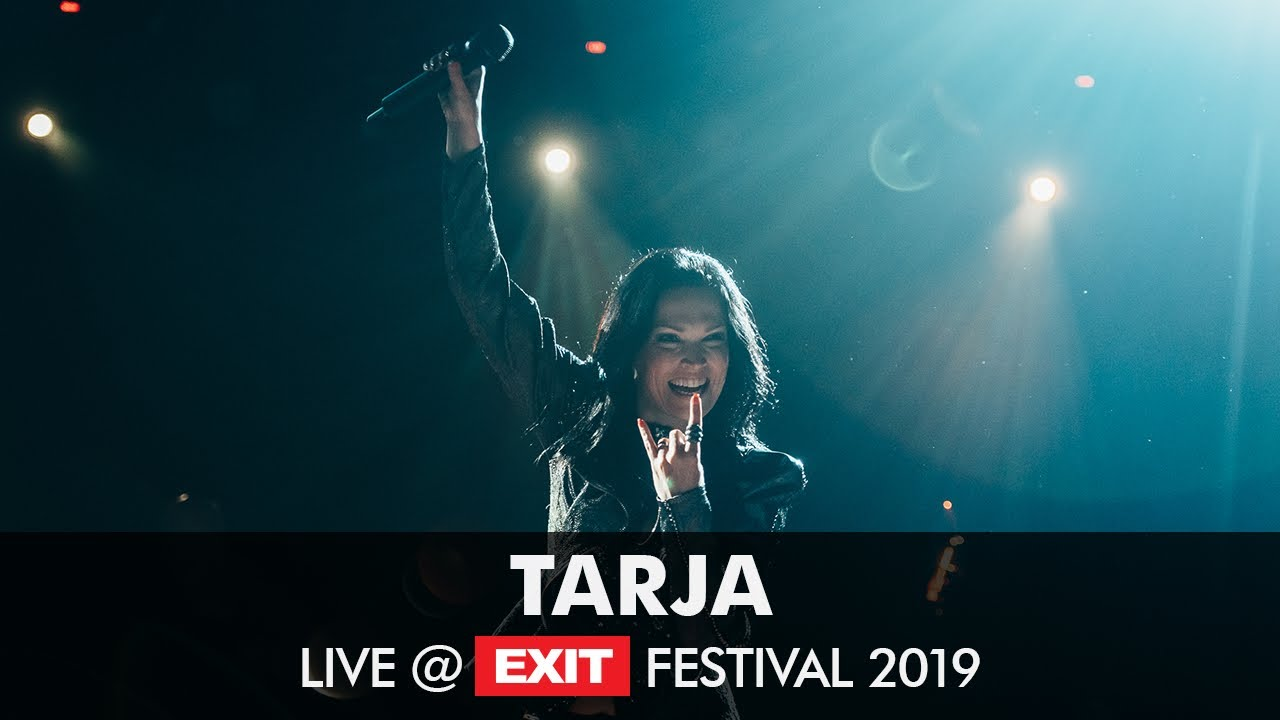 EXIT 2019 | Tarja - Until My Last Breath LIVE @ Addiko Fusion Stage