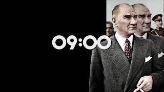 10 Kasım ⁄ Mustafa Kemal Atatürk / Ne Mutlu Türküm Diyene