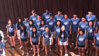 Ala Monoan CHS choir 6