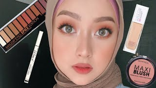 Raya Makeup 2019: Drugstore Edition